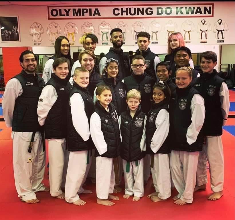 covert elite competition sparring team